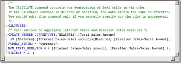 MSBI # 41 - SSAS # 11 - How to Defining Calculations in SSAS (4/6)