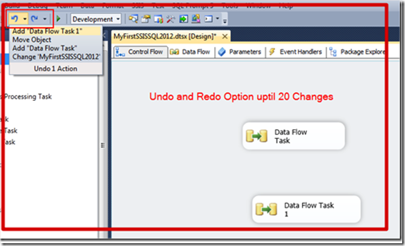 MSBI #70 - SSIS #29 - SQL Server 2012 - Developer Experience #1 - What's new in SSIS ! No More NEW from Now !! (4/6)