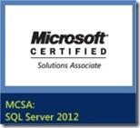 MCSA Logo 2012