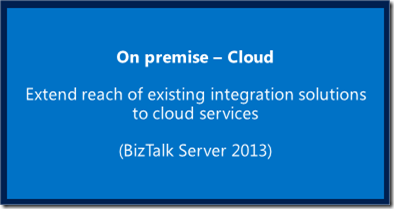 Session Updates :TechEd 2013- DBI-B338 - Developing Hybrid Solutions with Microsoft BizTalk Server 2013 and Windows Azure-Video & features (3/6)